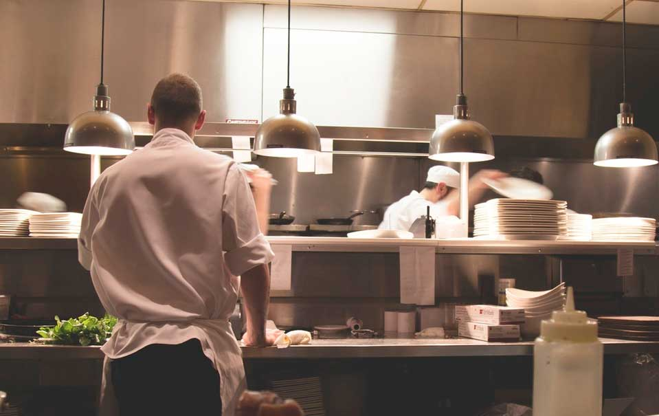 Restaurant Propane